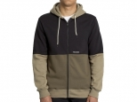 Volcom Single Stone Div Zip Hoodie Military