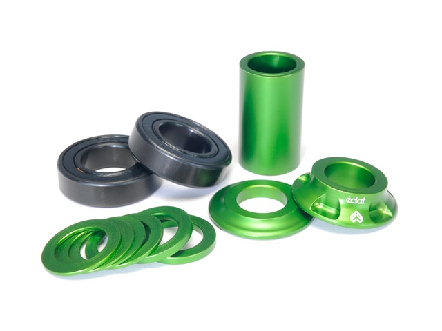 Bb Set Eclat Mid 19mm Green
