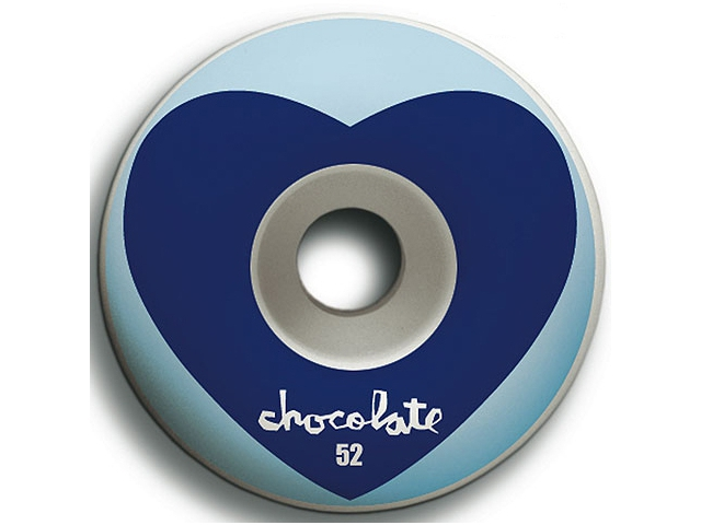 Roti Skate Chocolate Hearts 52mm