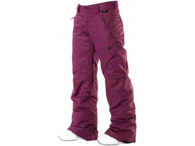 Pantaloni Snowboard Dc Ace S 13 Dark Purple