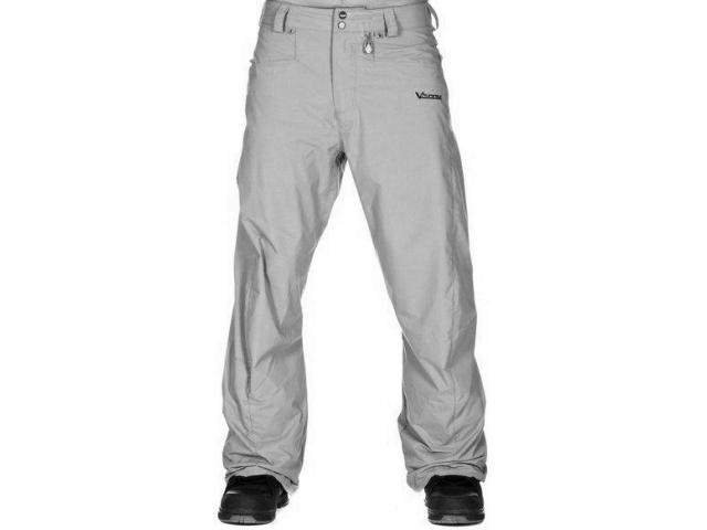 Pantaloni Snowboard Volcom Carbon Silver