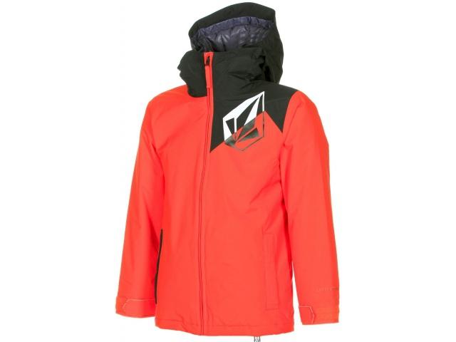 Geaca/jacheta Snowboard Volcom Mars Ins Boys Orange