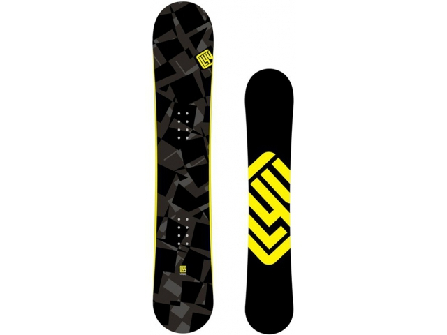Placa Snowboard Limited 4 You Pro 147