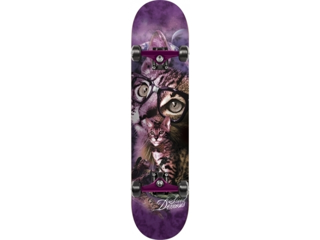 Skate Complet Speed Demons Moon Shadow 7.75