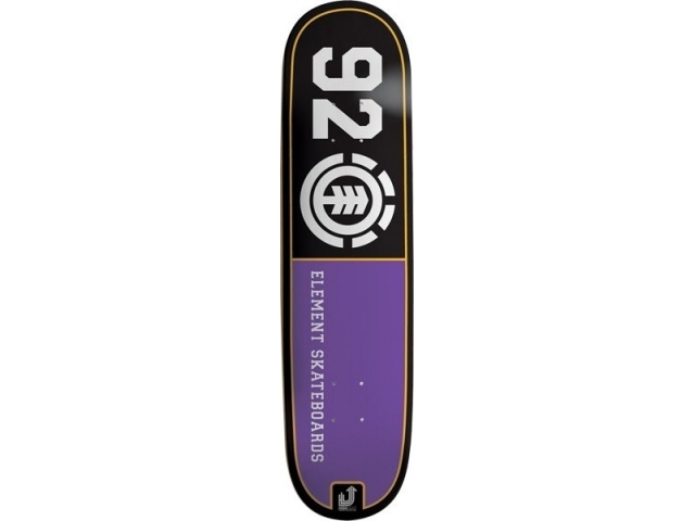 Placa Skate Element Highlight 92 8.0