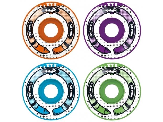 Roti Skate Cliche Color Standard 52mm