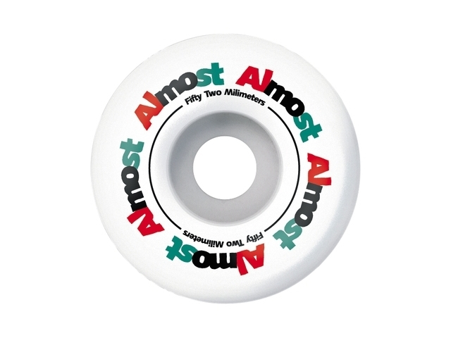 Roti Skate Almost Rink A Dinks 52mm