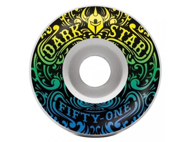 Roti Skate Darkstar Convolute Price Knight White/y