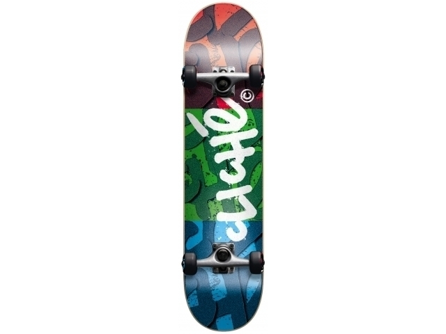 Skate Complet Cliche Rgb 7.75