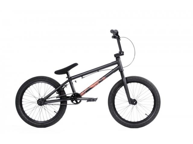 Bmx Kids Stereo Bikes Half Stack 2014 Matte Black