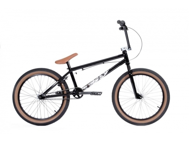 Bicicleta Bmx Stereo Bikes Speaker Plus 2014 Fleetwod Black 20.25 Tt