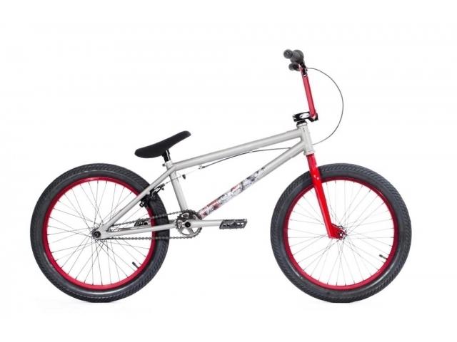 Bicicleta Bmx Stereo Bikes Speaker Plus 2014 Synyrd Grey 20.25 Tt