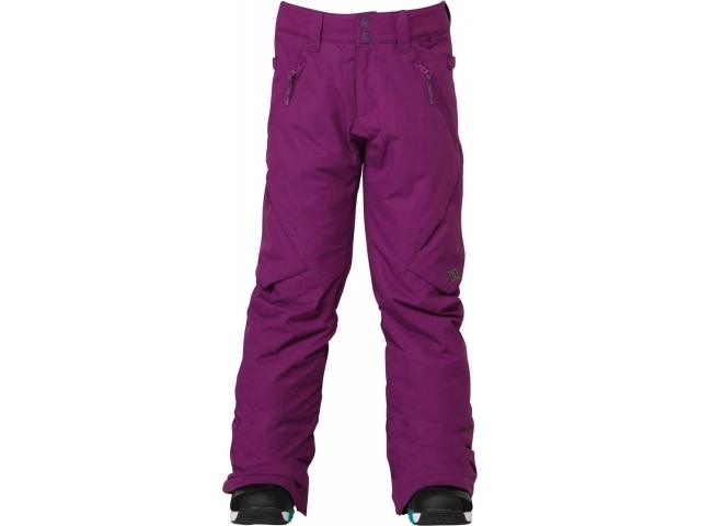 Pantaloni Snowboard Dc Kids Ace K Gloxina