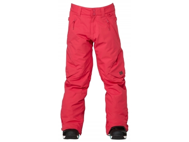 Pantaloni Snowboard Dc Kids Ace K Bright Rose