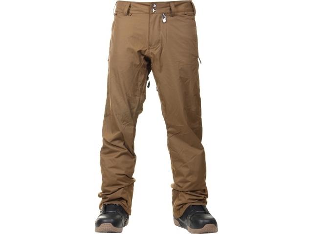 Pantaloni Snowboard Volcom Modern Chino Brown