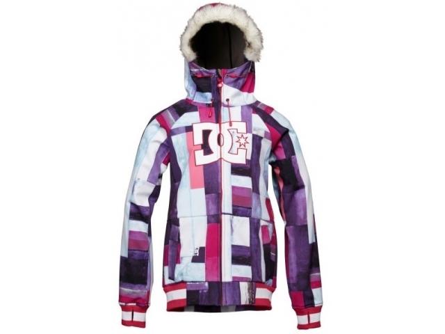 Geaca/jacheta Snowboard Dc Gamut 14 Bright Rose