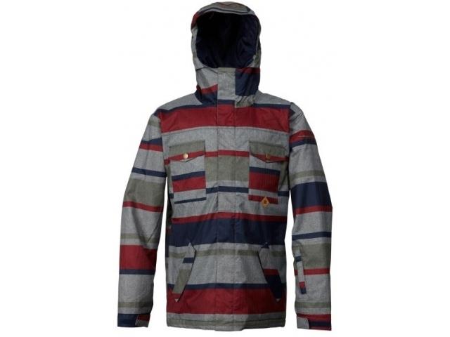 Geaca/jacheta Snowboard Dc Servo 14 Drizzle Stripe