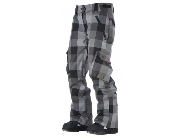 Pantaloni Snowboard Animal Kuri Premium Black