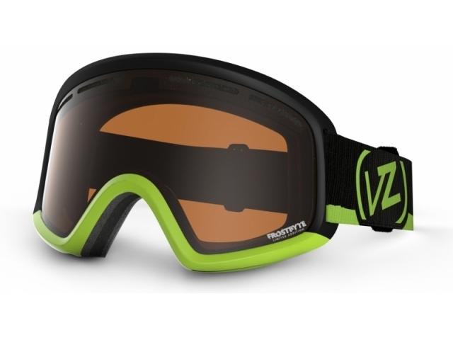 Goggles Von Zipper Trike Frostbyte Lime/bronze