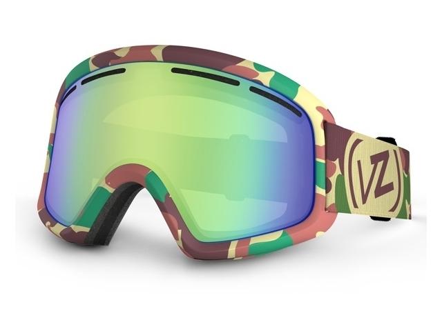Goggles Von Zipper Trike Kammo