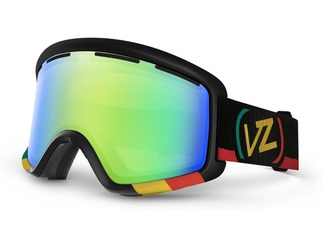 Goggles Von Zipper Sizzle Vibrations Quasar Chrome