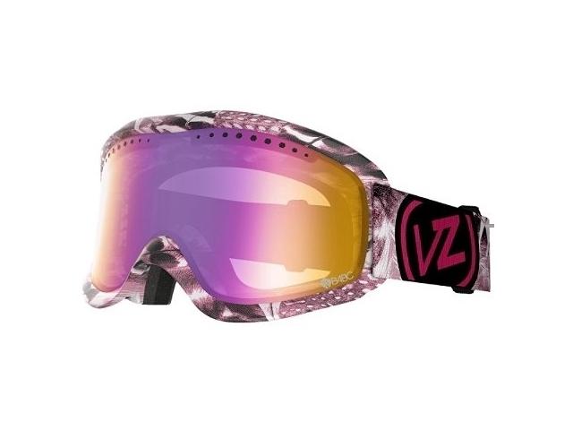 Goggles Von Zipper Sizzle Tickler Pink