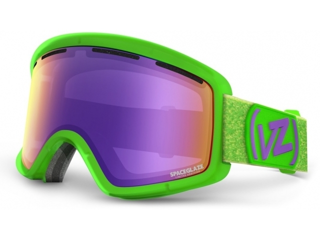 Goggles Von Zipper Sizzle Spaceglaze Lime
