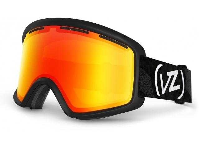 Goggles Von Zipper Beefy Black Satin