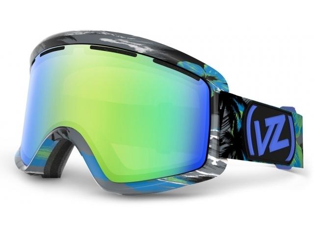 Goggles Von Zipper Beefy Gnarr-waiian Blue