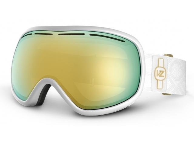 Goggles Von Zipper Chakra White Gloss