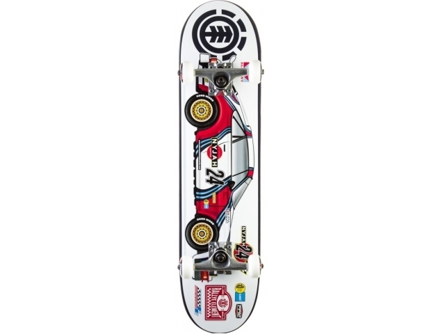 Skate Complet Element Nyjah Whips7.6