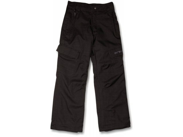 Pantaloni Snowboard Animal Kids Ski Pant Black