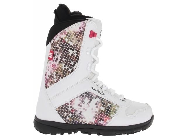 Boots Dc Karma White