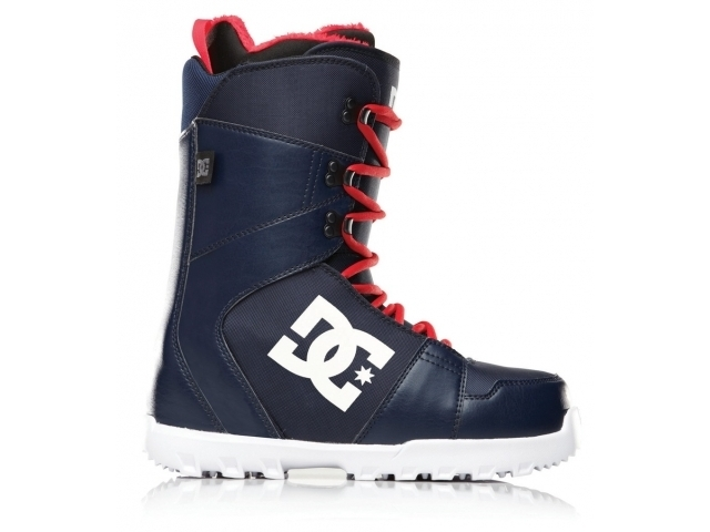 Boots Dc Phase Blue/white