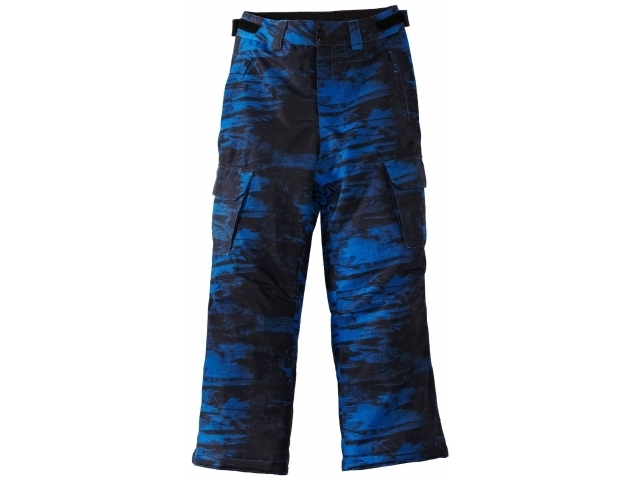 Pantaloni Snowboard Animal Kids Wollaston Cobalt