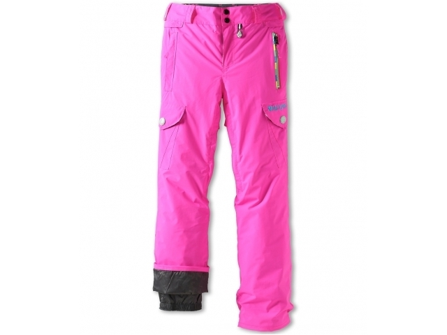 Pantaloni Snowboard Volcom Youth Kitty Ins Pant Pink