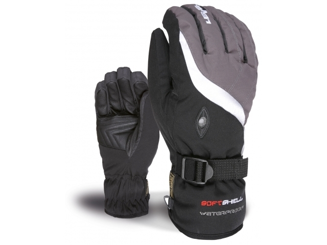 Manusi Snowboard Level Hero Black/grey Ski