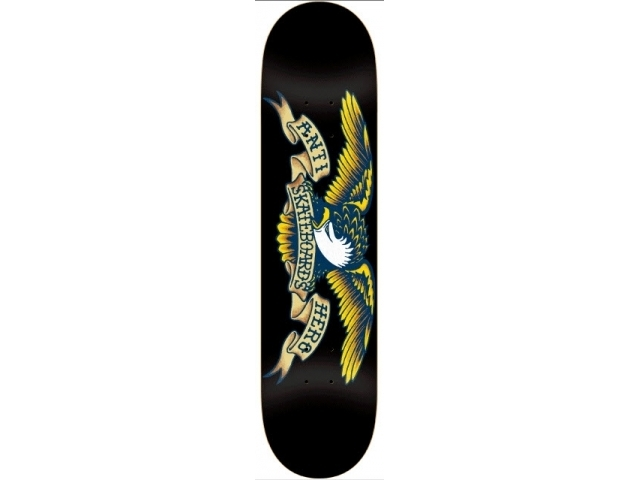 Placa Skate Anti-hero Classic Eagle 8.12