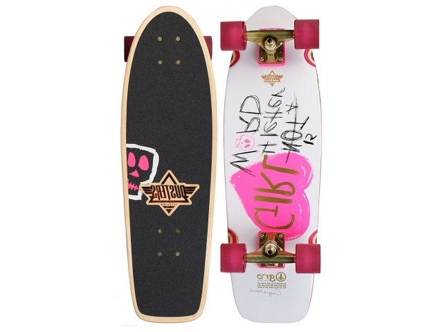 Cruiser Dusters Gn4lw White/pink 8.25