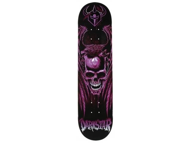Placa Skate Darkstar Entrance Eagle Sl Purple 7.9