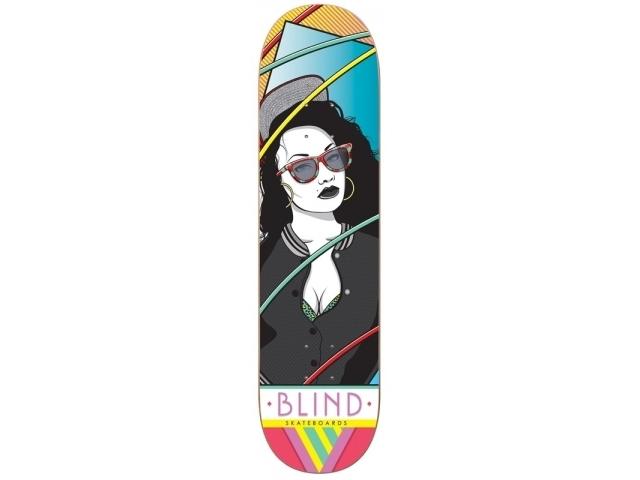 Placa Skate Blind Romar Girl R8 7.75