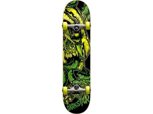 Skate Complet Darkstar Undead Complete Green Fp 7.7