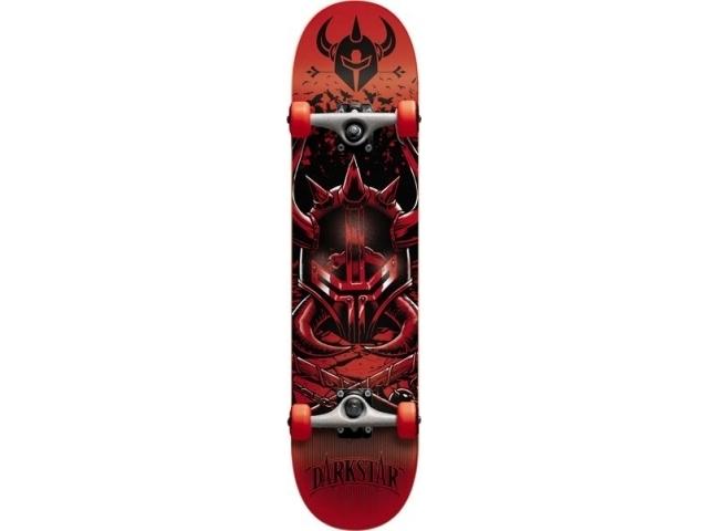 Skate Complet Darkstar Swam Complete Red 7.7
