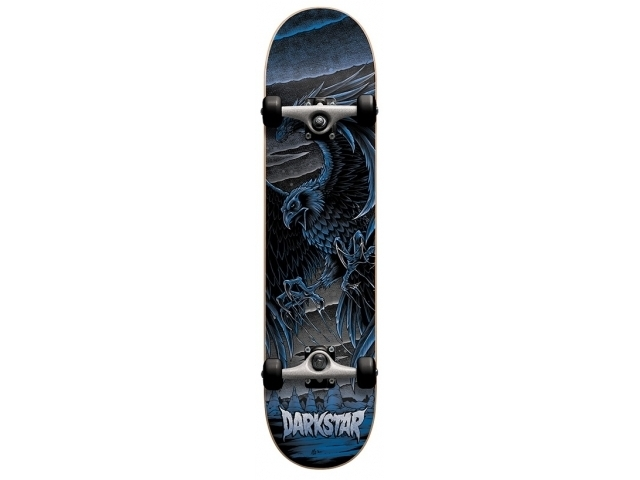 Skate Complet Darkstar Flight Complete Blue Fp 7.8