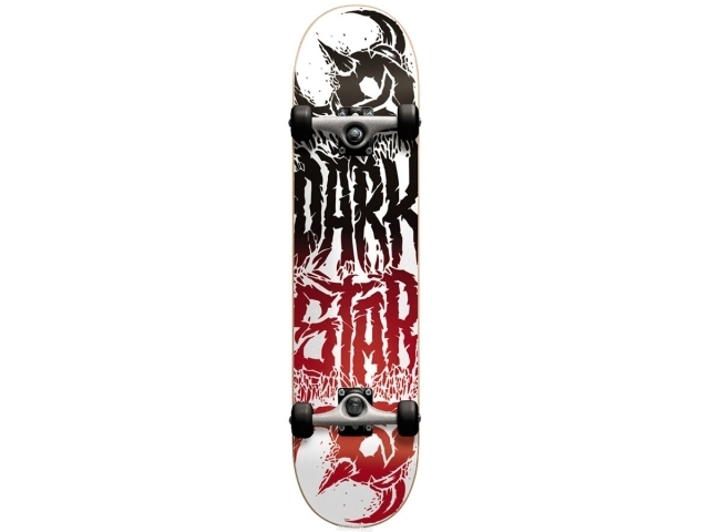 Skate Complet Darkstar Reverse Complete White 7.8