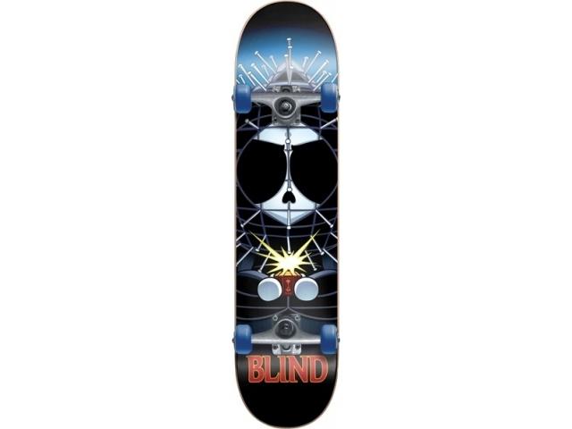 Skate Complet Blind Kingpin Kenny Black/red 7.6