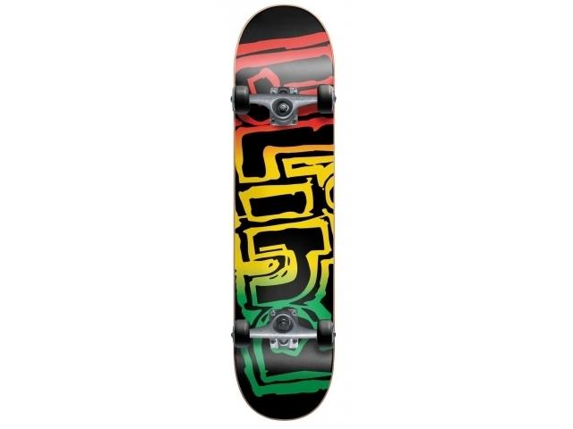 Skate Complet Blind Rasta 7.75