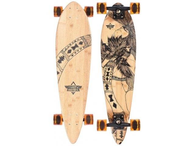 Longboard Dusters Bamboo Weeko 32