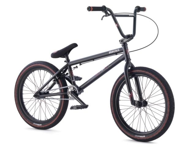 Bicicleta Bmx Wethepeople Justice 2014 Black 20.5 Tt