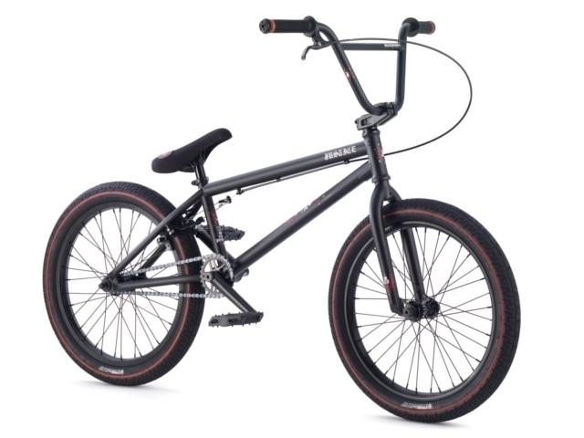 Bicicleta Bmx Wethepeople Justice 2014 Black 21 Tt